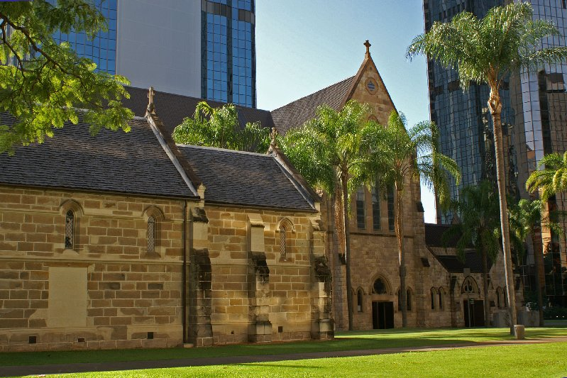 St Stephens Brisbane