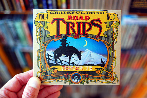 Grateful Dead - Road Trips Vol4 No3
