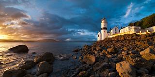 Cloch lighthouse 8-5-11