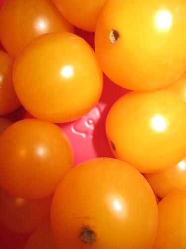 Sweet Yellow Tomatoes
