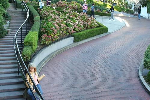 Lombard Street & Me!