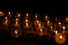 candlelit room #1 (eisenrah) Tags: candles candle cathedral dom cologne kerze kln kerzen dsa