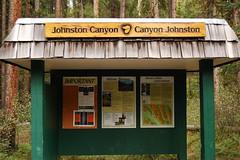 DSC_9103.jpg (ashour rehana) Tags: nationalpark banff information johnstoncanyon
