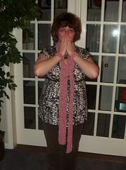 zomgscarves02 (scarletloser) Tags: scarf veronica wristband