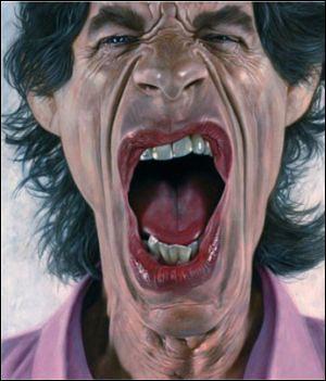 Mick Jagger by Sebastian Krüger