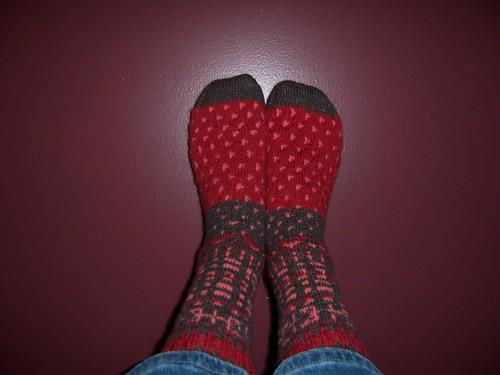 Ute Socks complete