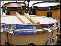 my drum (Guilherme Bonnes) Tags: wood music color drums sticks drum heads ton snare