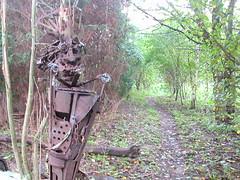Padmaloka demon guardian by Sahaja