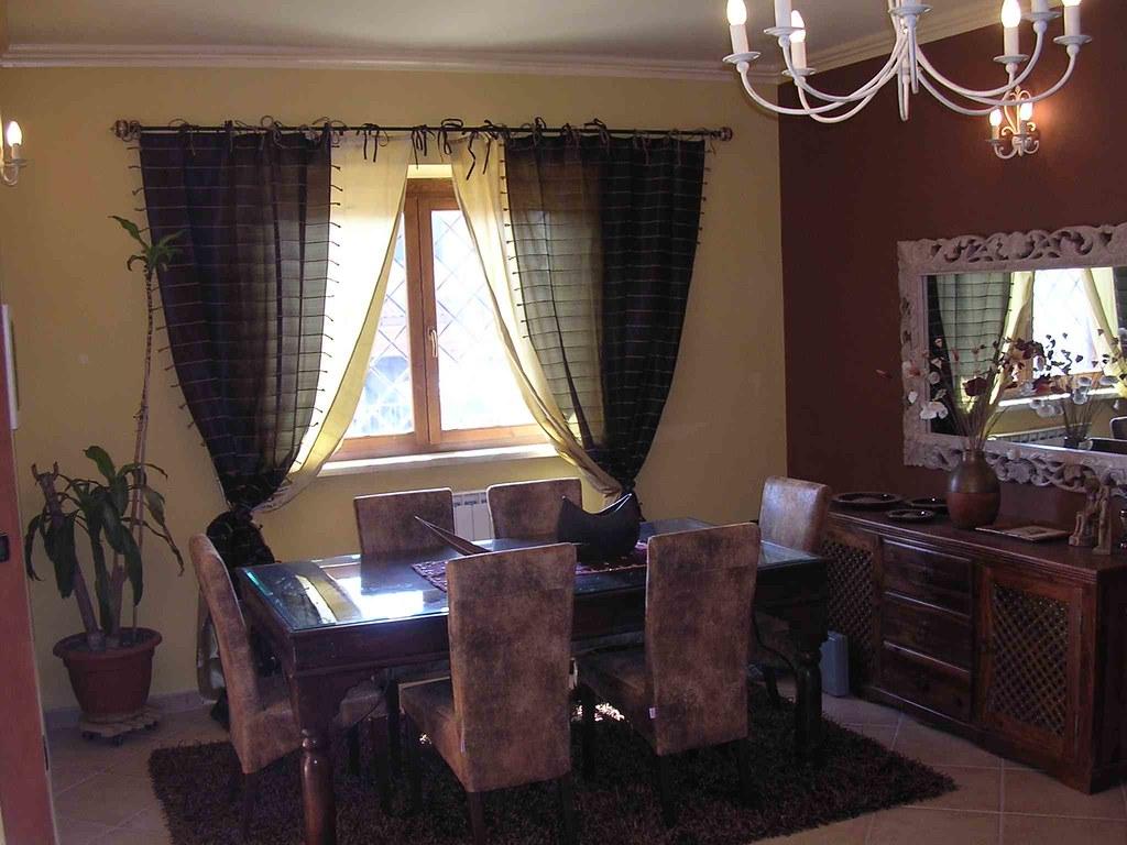 Awesome colori marroni e ocra tags roma art la casa paint with colori pittura interni - Pittura interni ...