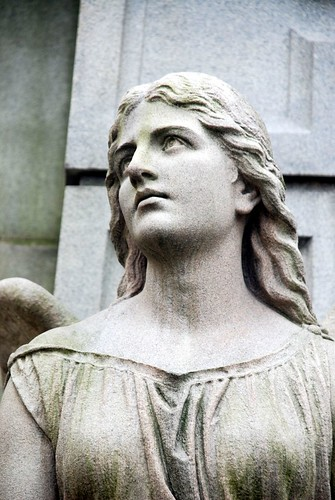 Guarding the Mausoleum, Sad Woman version