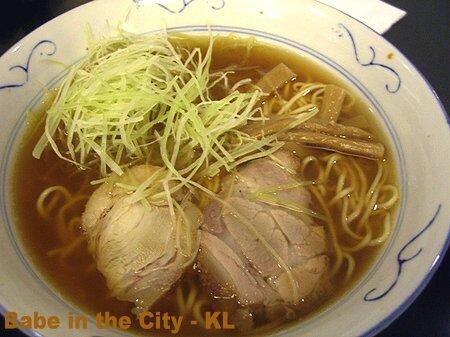 Chuka - Pork Ramen