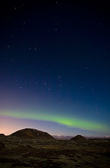 Aurora Borealis - Northern Lights (Bolti) Tags: aurora blfjll northernlights borealis bigdipper norurljs noruljs karlsvagnin