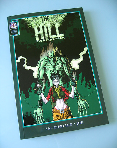 The Hill graphic novel