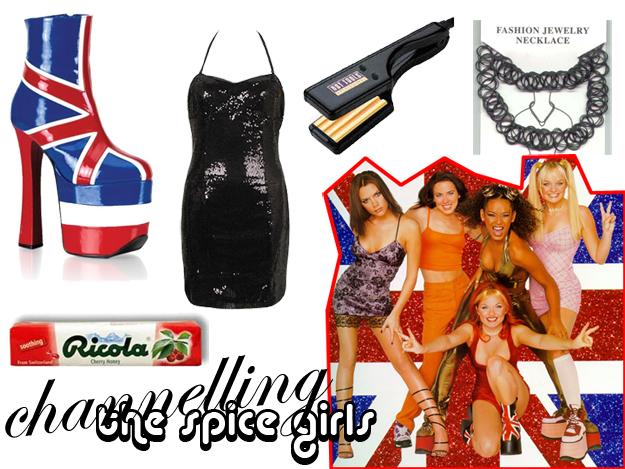 Spice Girls Wannabe