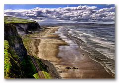 Overlooking The Downhill Strand (Glenbourne At Home) Tags: colour bravo searchthebest northernireland naturesfinest mussendentemple blueribbonwinner causewaycoast northantrimcoast magicdonkey tonemapped a flickrsbest passionphotography colondonderry mywinners abigfave platinumphoto anawesomeshot aplusphoto firsttheearth infinestyle goldenphotographer diamondclassphotographer megashot superhearts blackribbonbeauty excellentphotographerawards brillianteyejewel goldstaraward ostrellina exquisiteimage