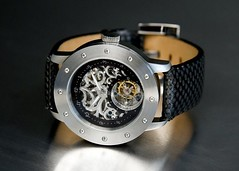 The NakedWatch® Tailored Tourbillon Skeleton