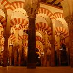 Córdoba: Interior de la Mezquita