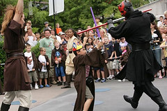 darth maul and kid