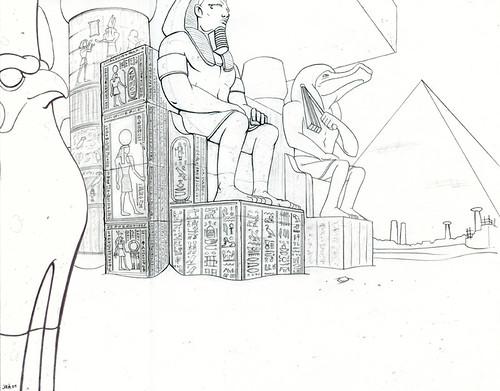 egypt style bg