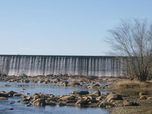 Blewett Falls Dam