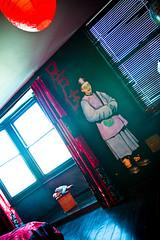 Mandarin Room, Townhouse Hotel, Brighton (3songsnoflash) Tags: windows window lamp wall canon eos lights hotel mural brighton townhouse chinese oriental madeline lampshade efs 30d townhousehotel canoneos30d mandarinroom madelinesbirthday efs1755f28isusm