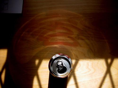 Diet Coke Reflection 1