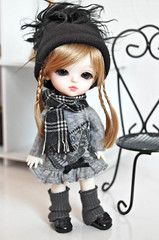 Winter for Lati - Lati Yellow Haewon (Lola  Atelier Momoni +) Tags: doll bjd dollfie lumi haewon latidoll lati latiyellow ateliermomoni