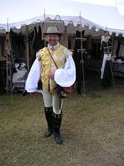 Me in strapwork doublet (jrozwado) Tags: park usa me festival florida tights deerfieldbeach renaissancefestival renaissance doublet codpiece