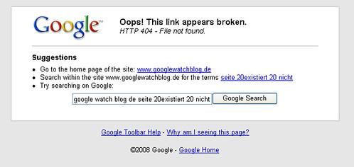 Toolbar 404