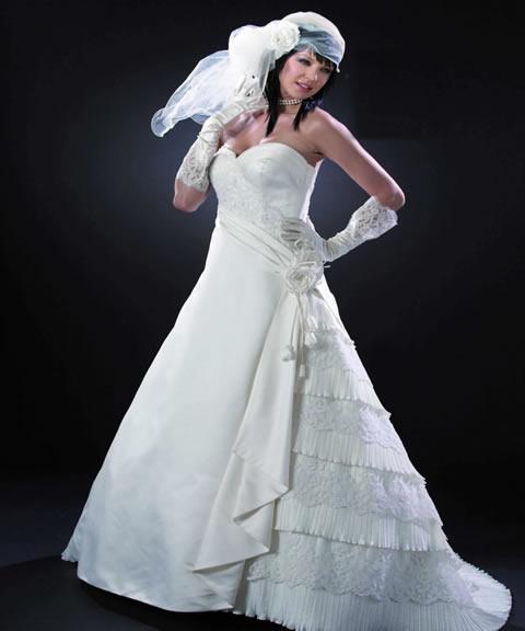 Trajes de novia baratos-QuintusA
