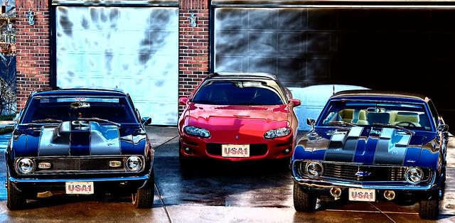 chevrolet camaro chevy classiccars 1969camaro 1967camaross 2002camaross