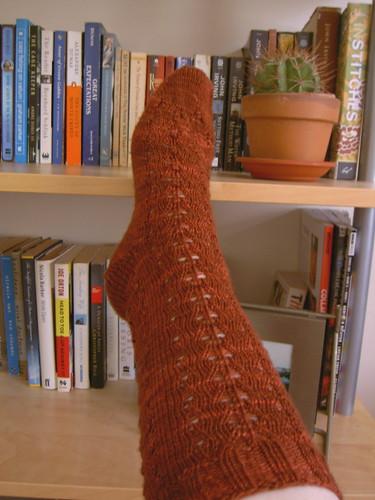 Poseidon sock (by schrodinger212)