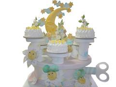 Torta Carillon e Girasole