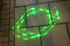 """2008_366080 - Laser Fish • <a style=""""font-size:0.8em;"""" href=""""http://www.flickr.com/photos/84668659@N00/2349036621/"""" target=""""_blank"""">View on Flickr</a>"""