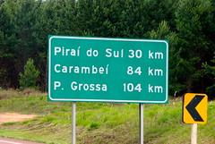 Rodovia Estadual PR-151 (trecho Sengs a Castro/Paran) (thejourney1972 (South America addicted)) Tags: road brazil paran brasil ruta carretera estrada rodovia pr151