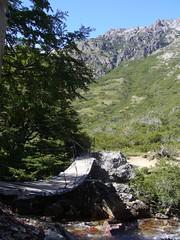 Trek - Bariloche - Frey - Jacob - pont