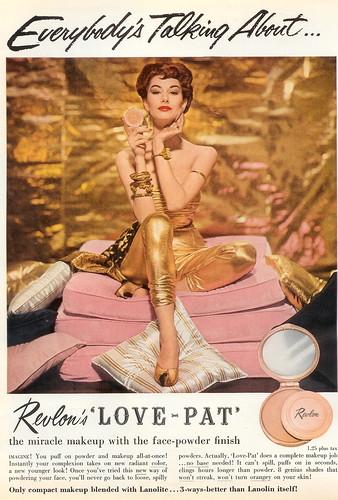 Revlon's Love Pat 1954 (by senses working overtime)