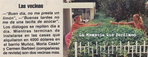 amigas 1985
