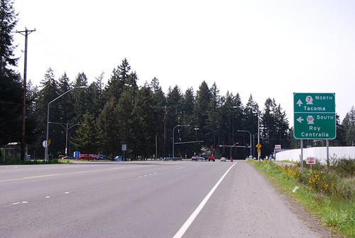 SR 7 @ SR 507