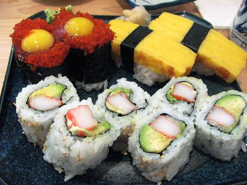 Toshi's sushi