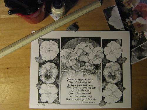 Pansies' page