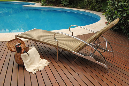 Birma Chaise Lounge - Modern Luxurious Outdoor Furniture | Home Trends | Decoration | Gardening :  birma outdoor home furniture