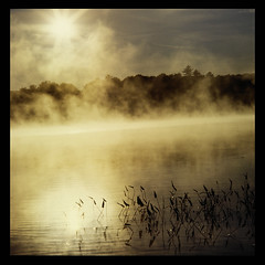 With each sunrise, we start anew (NaPix -- (Time out)) Tags: sky sun mist lake water clouds sunrise bravo 500x500 littlestories justimagine visiongroup youarewonderfulphotographer picswithsoul napix winner500 magicdonkeysbest
