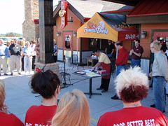 Famous Daves Kennewick Grand Opening