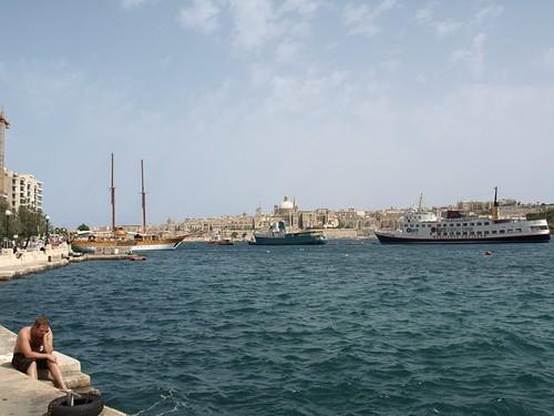 マルタ旅行記その2:Valletta