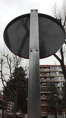 señalizacion anclada sobre poste (DiMobi 2000 Mobiliario Urbano) Tags: baden badenes bandasreductorasdevelocidad dimobi dimobi2000 guardiastumbados guardiastumbaos reductordevelocidad reductoresdevelocidad seguridadvial señalesdecirculacion señalizacionvial señalizacion resalto resaltos carteleria carteles cartelesdeaviso catalogodeseñales catalogodeseñalizacion circulacion circulacionvial fabricaciondeseñales fabricantedeseñales fabricantesdeseñales señalesled led pictogramas rotulacion rotulacionseñales señalconled señalreflex señalreflexiva señalreflectante señalesreflectantes señales señalesdetrafico señalesluminosas señalesmopu señalestipomopu señalesnormalizadas señalesreflexivas señalizacionurbana subcarteles trafico traficovial ventadeseñales