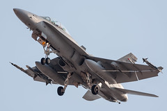 """Red Flag 09-5 - F/A-18D 164627 / VK-16 from VMFA(AW)-121 """"Green Knights"""" (Andrew J Beaumont) Tags: 095 164627vk16 2009 aircrafttype eventaviation exercise fa18hornet fa18d locationaviation mcdonnelldouglas military nellisairforcebase operatorsquadron redflag usa unitedstatesmarinecorpsusmc vmfaaw121green knights year"""