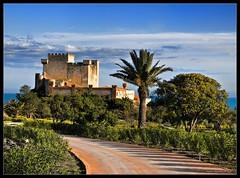 Il castello di Falconara, Sicily (Andrea Rapisarda) Tags: italy naturaleza verde castle nature geotagged italia natura campagna sicily castello sicilia falconara olympuse510 rapis60 andrearapisarda vosplusbellesphotos marinadibutera geo:lat=37109156 geo:lon=14047965