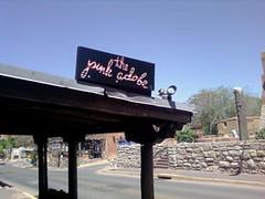 The Pink Adobe (The Real Santa Fe) Tags: pinkadobe santaferestaurant