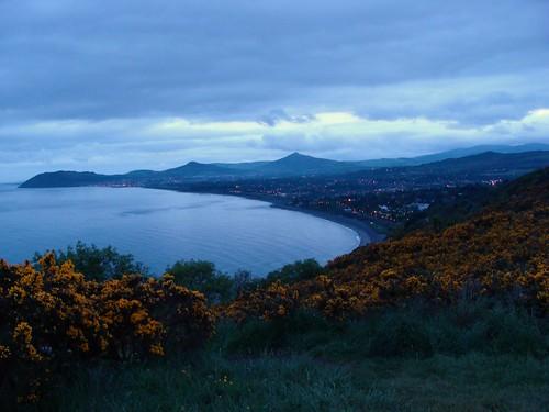 Dalkey Hill Rainy 092